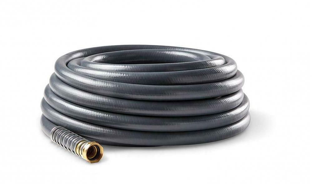 Gilmour 874501-1001 Duty Hose Gray 5/8 inch x feet