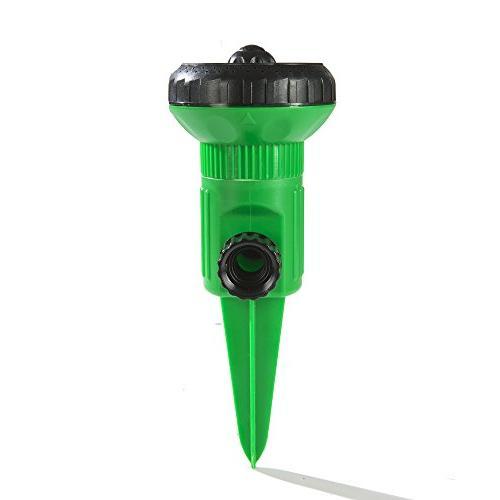 Aqua Plumb 9 Spike Sprinkler