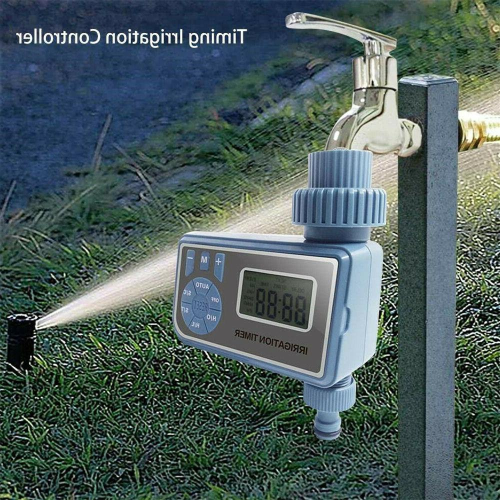 Automatic Electronic Timer Garden Hose Plant Watering Irrigation System