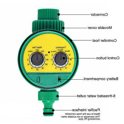 Automatic Electronic Water Hose Irrigation Controller