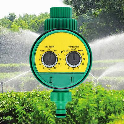 Automatic Water Hose Tap Irrigation Controller