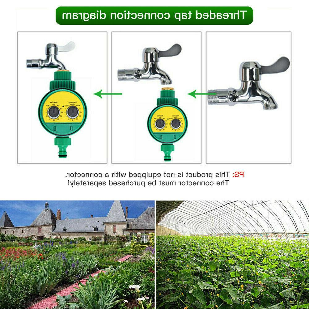Automatic Water Hose Tap