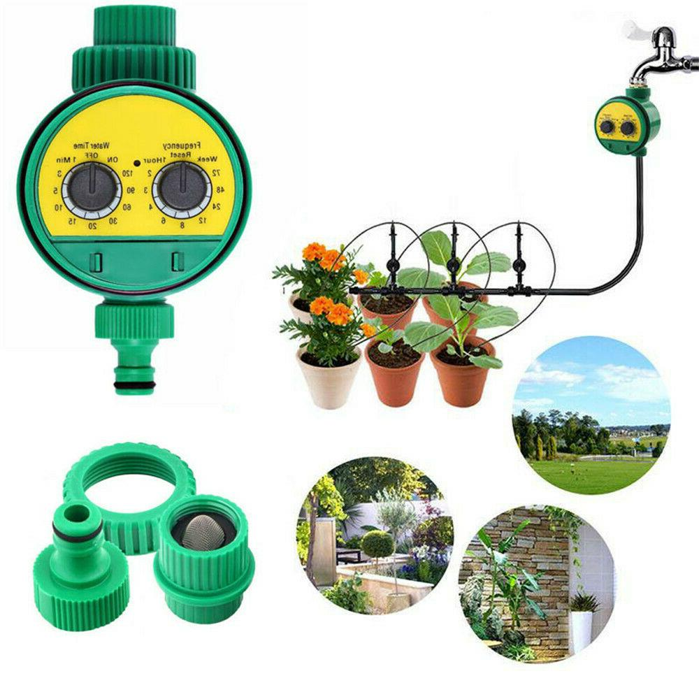 Automatic Electronic Timer Hose Garden Irrigation Controller