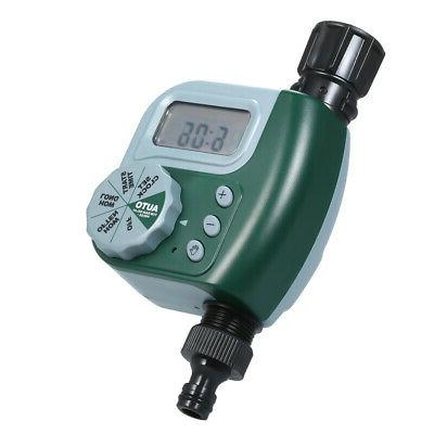 Automatic 1-Outlet Irrigation Controller Hose Faucet Timer
