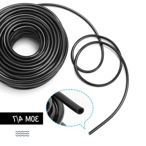 Blank Distribution Tubing Watering Drip Hose 100ft 1/4in