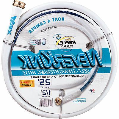 Apex Boat and Camper Series 2000 Garden Hose-1/2in x 25ft #7