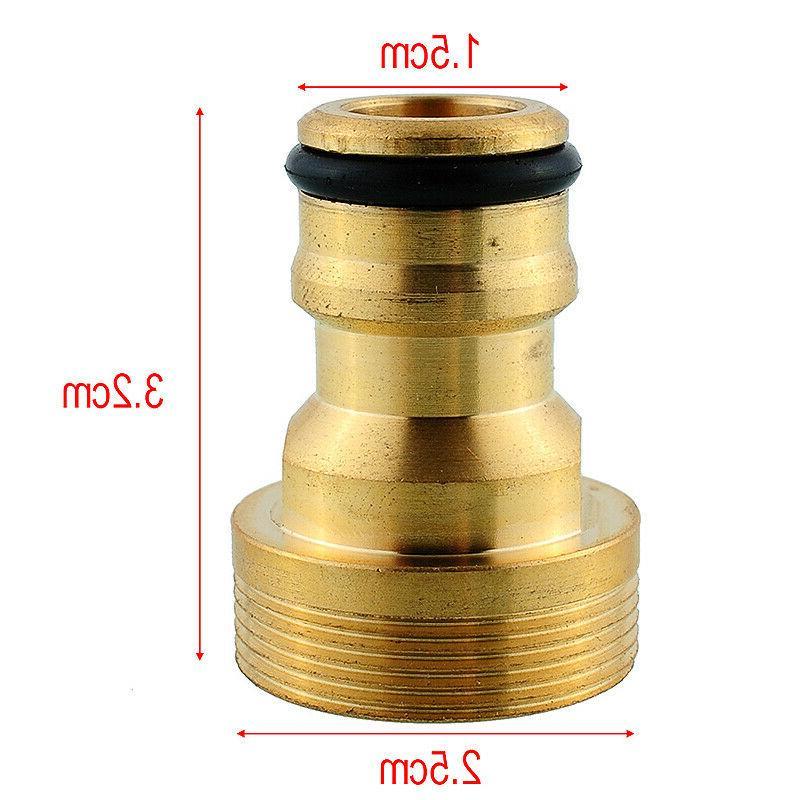 Brass Garden Connector Accessories
