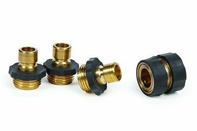 brass quick hose disconnect value