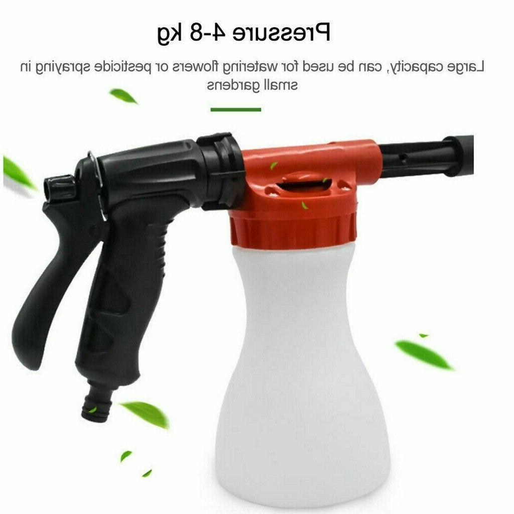 1L Snow Gun Bottle Hose Window Soap
