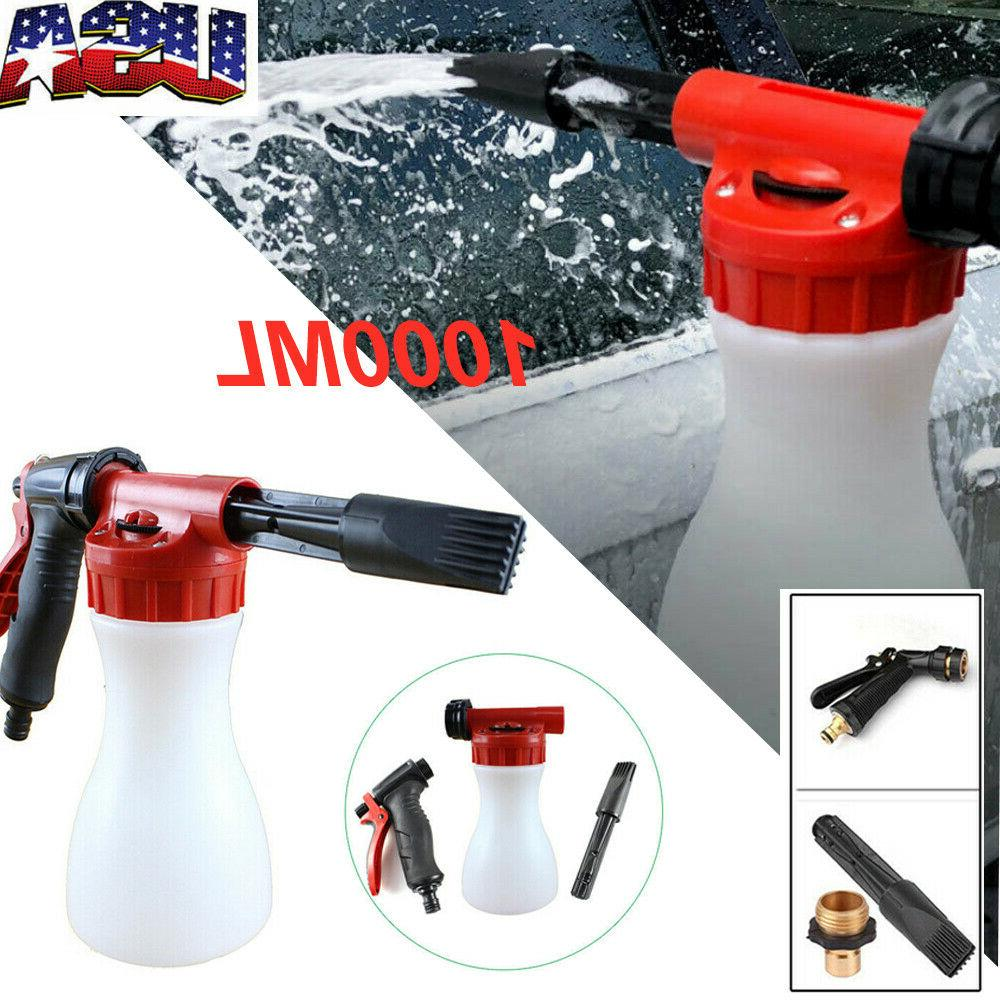Car Snow Bottle for Washing