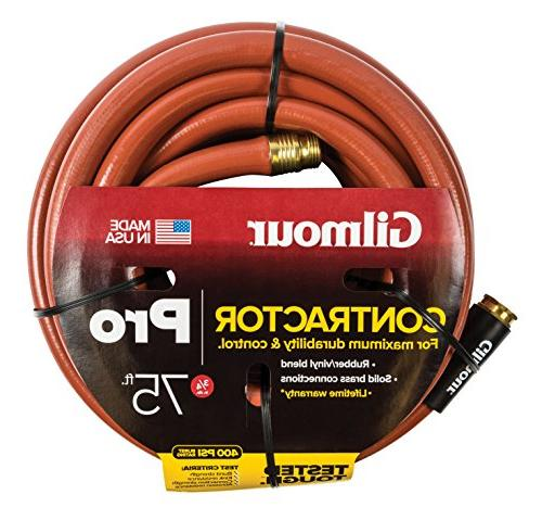 Gilmour 840751-1002 25034075 Commercial Hose,