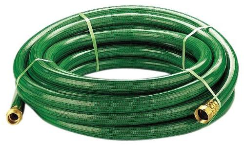 Swan Products Club Duty Hose with Crush Couplings x Green