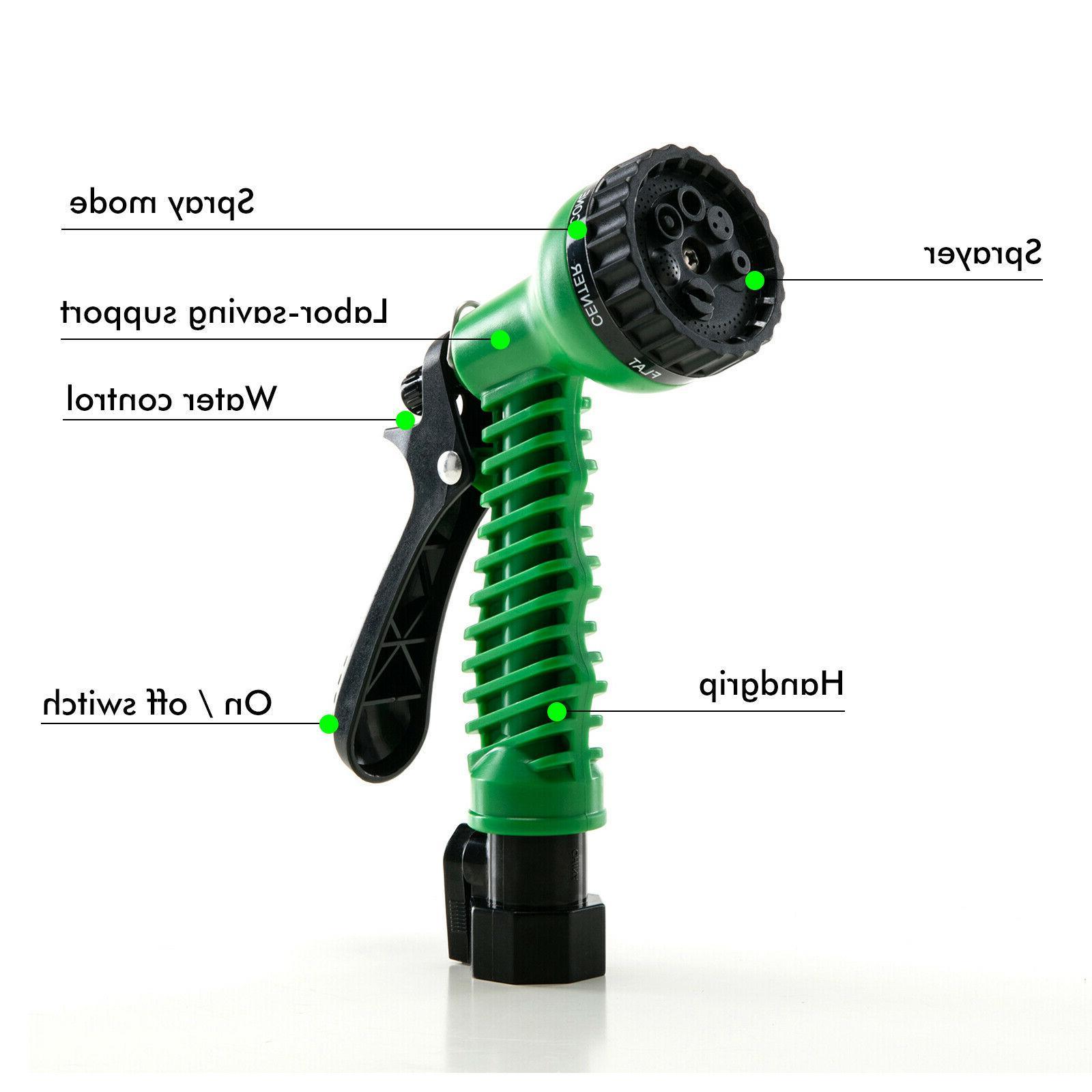 Deluxe 75 Flexible Garden with Spray