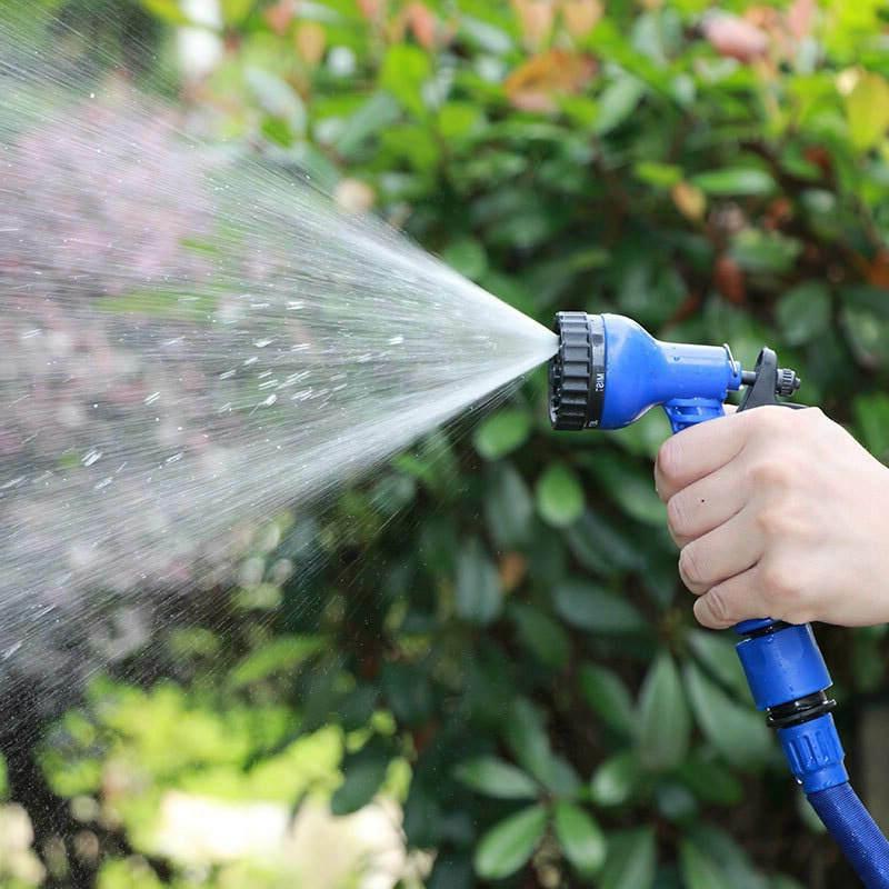 Deluxe 50 75 150 Feet Expandable Flexible Garden Spray