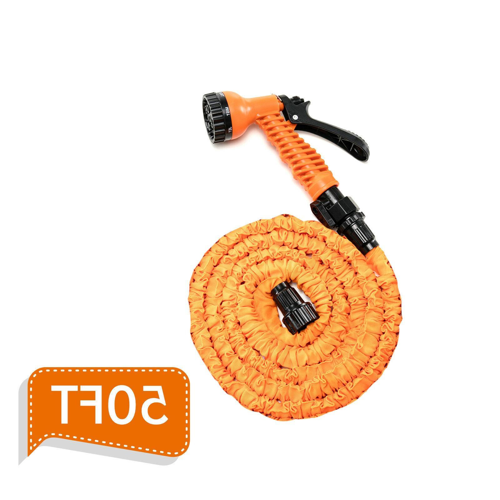 Deluxe 50 75 FT Nozzle Flexible