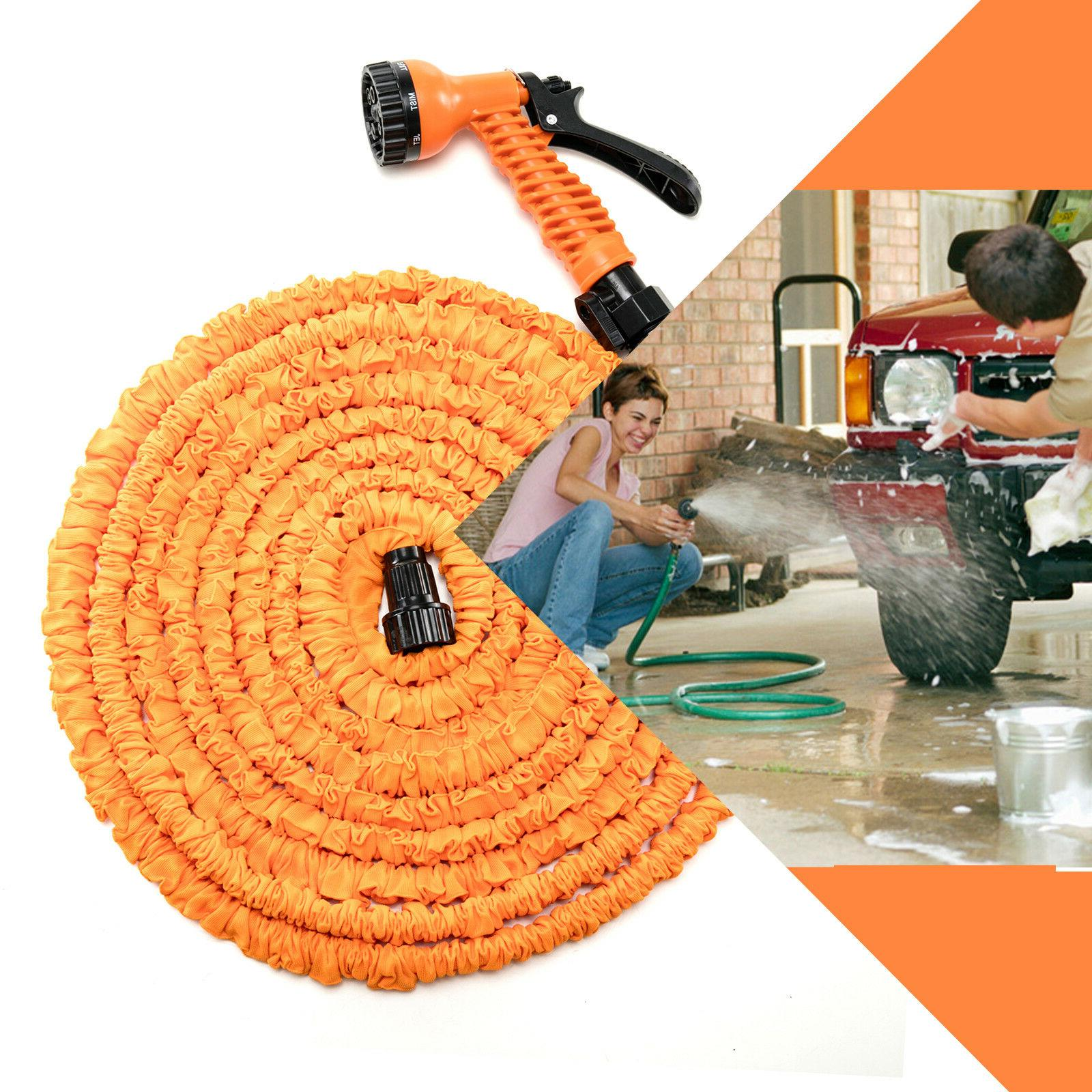 Deluxe 50 Feet Expandable w/ Orange