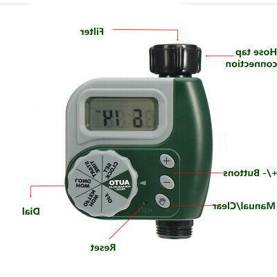Digital Electronic Hose Watering Timer Controller