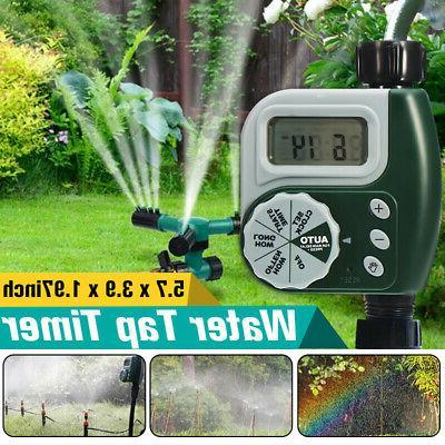 Digital Sprinkler Watering Timer Garden Controller