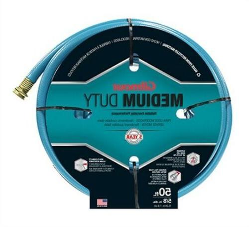 Gilmour Mfg 4-Ply Hose - Medium-Dut