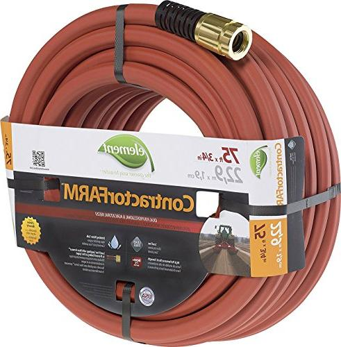 """Swan Products ELCF34075 Element ContractorFARM and Agricultural 3/4"""", Red"""