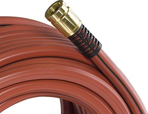 "Swan ELCF34100 ContractorFARM Professional Water 100' 3/4"", Red"