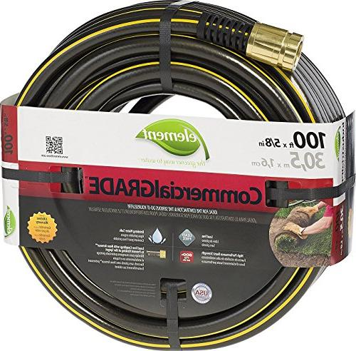 Swan CommercialGRADE Industrial Water Hose with Proof 100'
