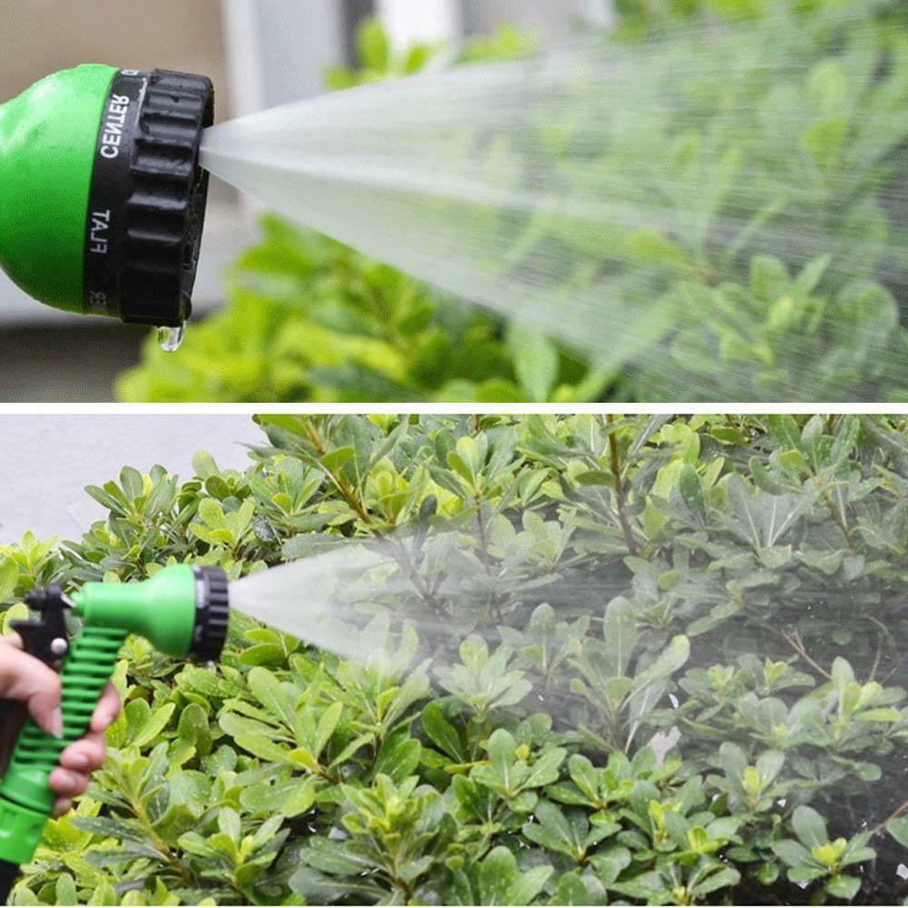Garden 200feet Expandable Deluxe Duty Flexible Water Hose