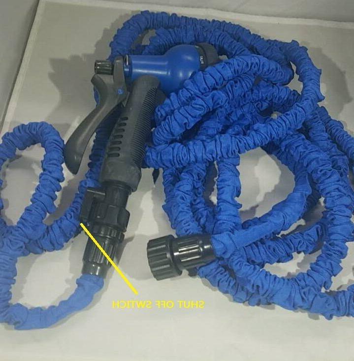 Expandable Flexible 50/100FT Pipe Nozzle