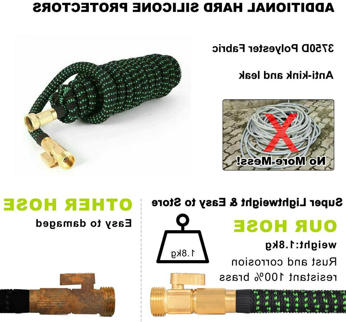 Expandable Upgraded,Flexible Lightweight Hose with