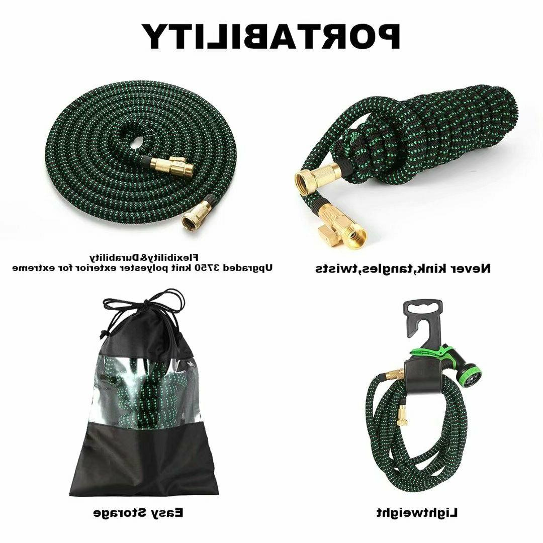 Expandable Upgraded,Flexible Water Hose with