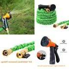 Ohuhu Expandable Garden Hose, All New 50 Ft Expanding Water