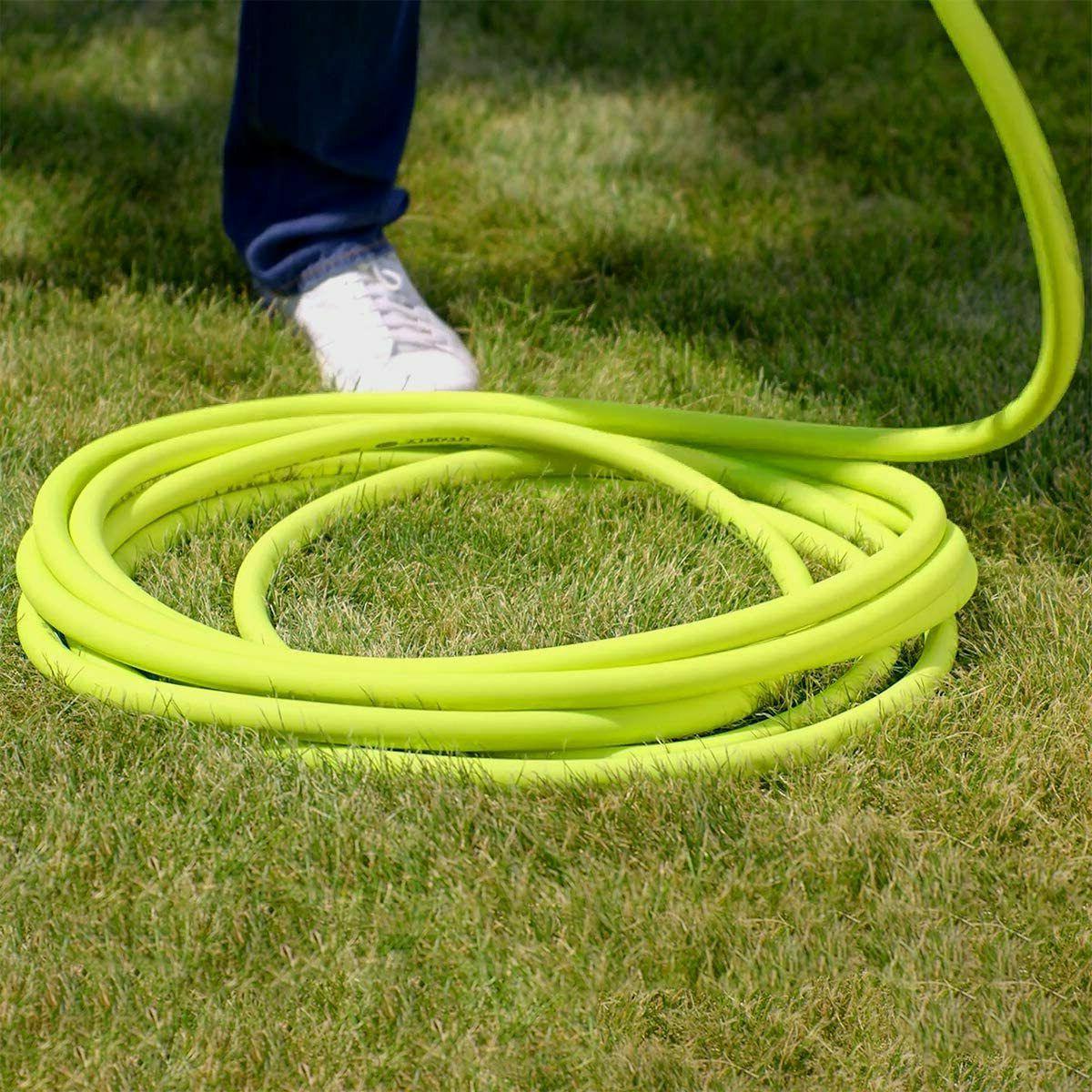 Flexzilla Garden Hose, 5/8 in. x 50 ft., Heavy Duty, Lightwe