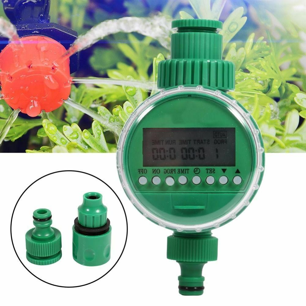 Fog Nozzles Portable Misting Automatic Watering Garden Hose