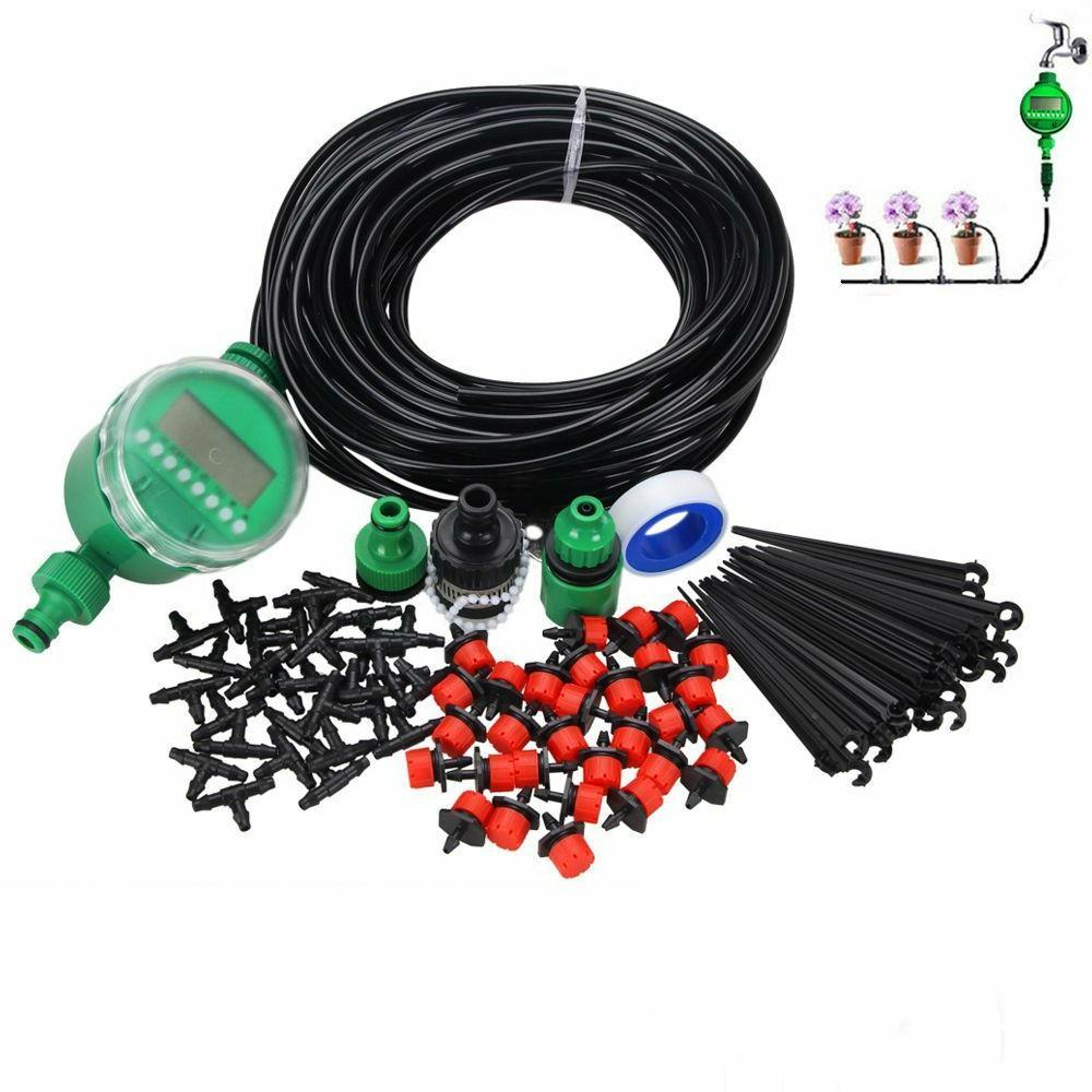 fog nozzles irrigation system portable misting automatic