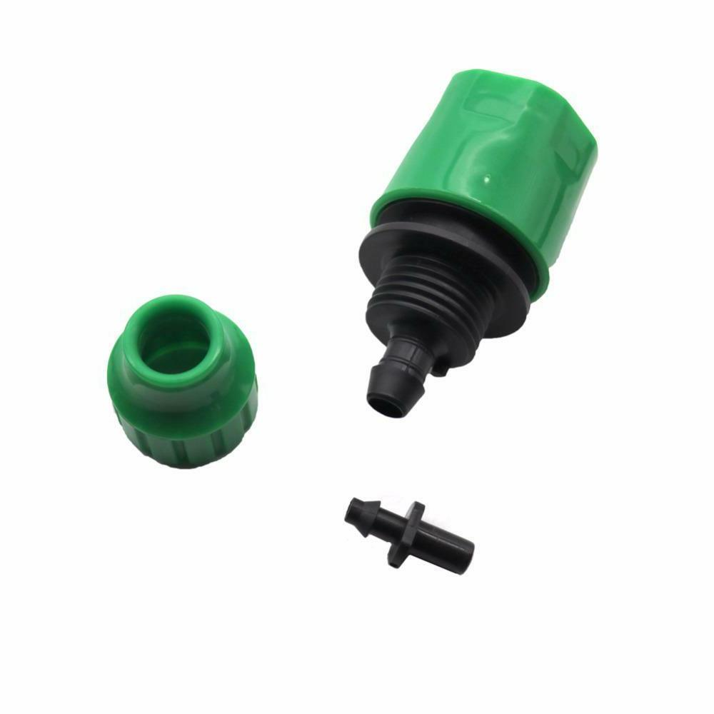 Fog Nozzles irrigation system Portable Automatic Garden Hose