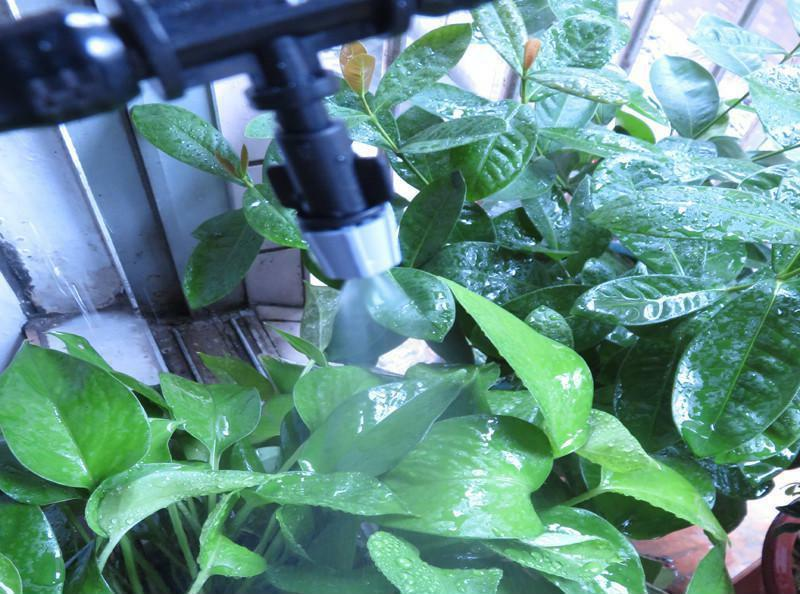 Fog Portable Misting Watering Garden Hose