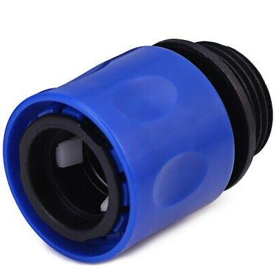 garden expandable stretch hose adaptor connector tap