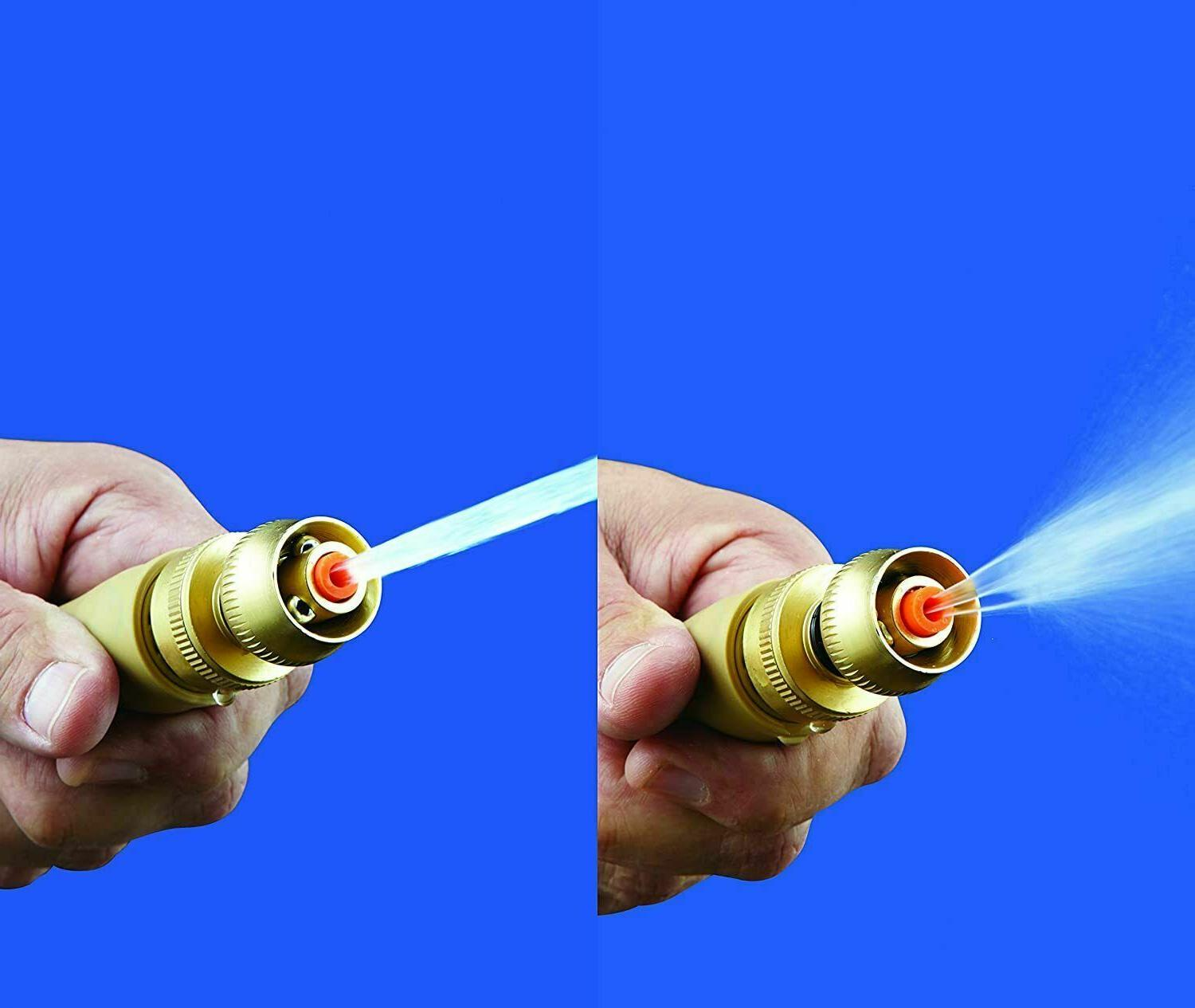 Garden Hose - ft expandable Brass Bullet