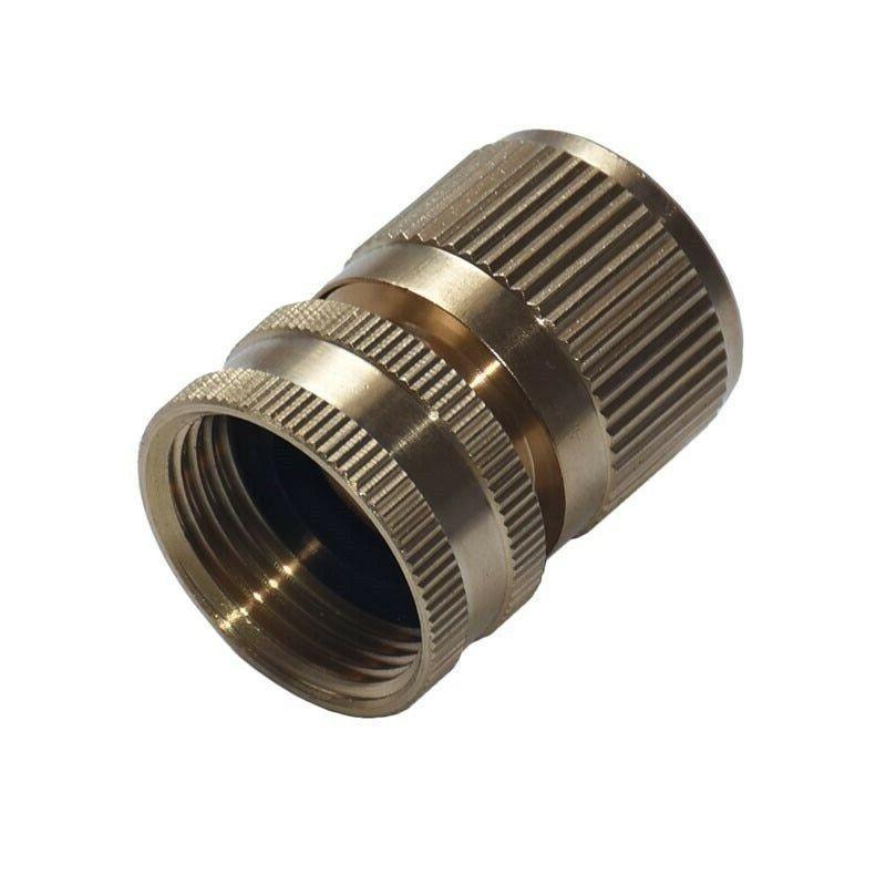 garden hose brass female connectors non toxic