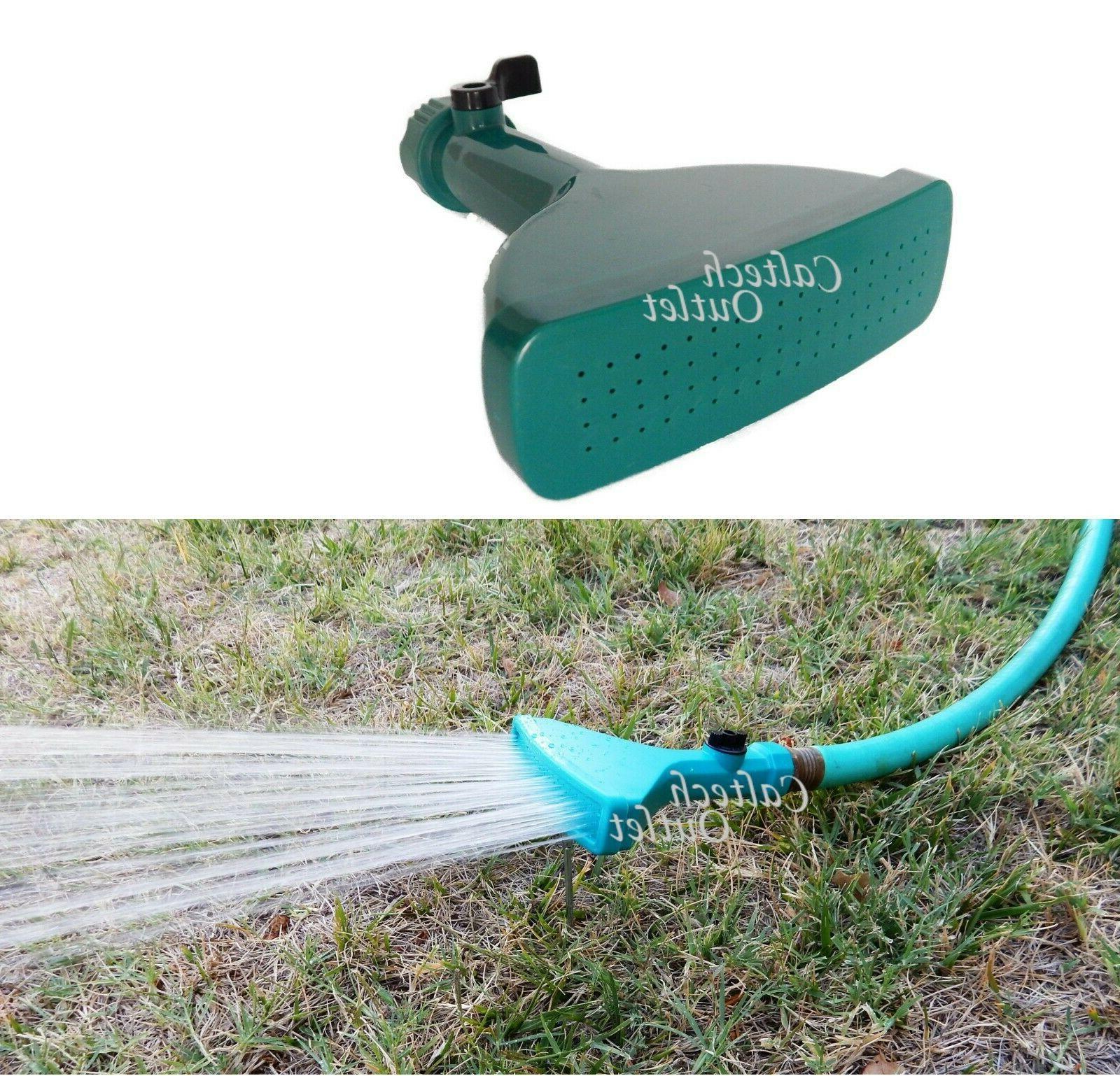 garden hose fan water nozzle