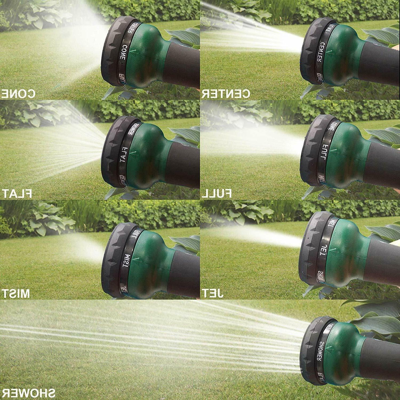 Garden Adjustable Watering ABS Hose