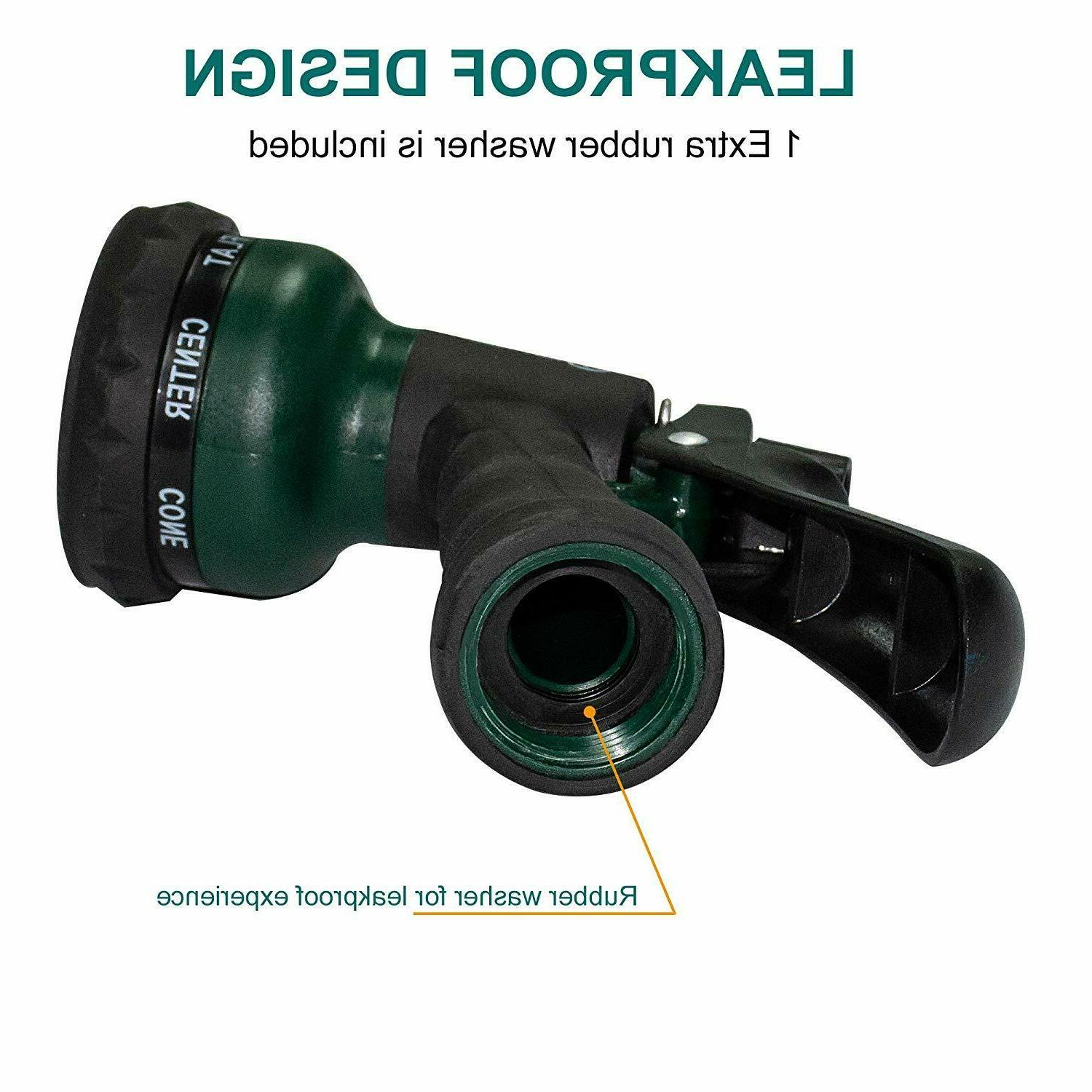 Garden Hose Nozzle-7 Watering Patterns ABS
