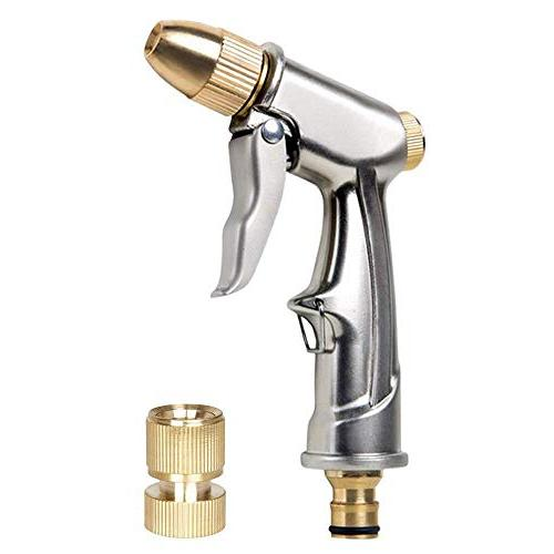 Metal Gilmour 571 Garden Water Hose Nozzle Insulated Grip