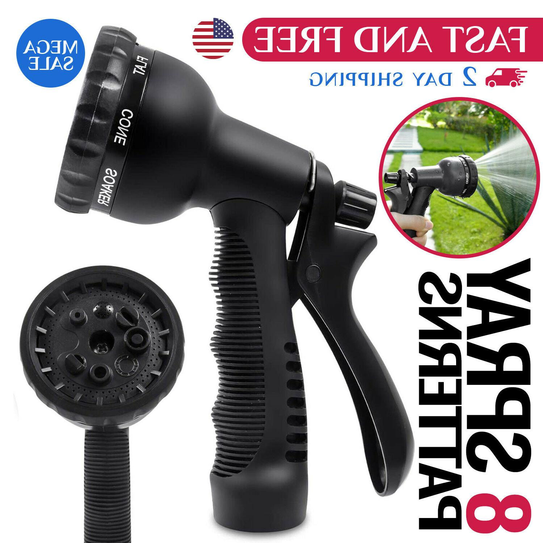 garden hose nozzle water sprayer attachments gun
