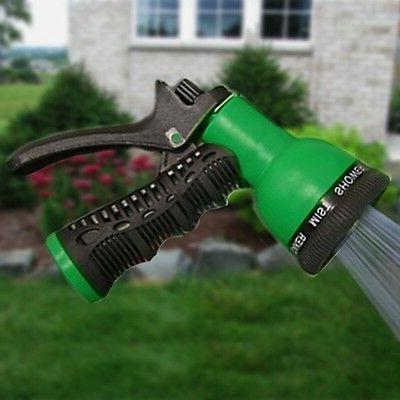 Garden Nozzle Water Sprayer 8 SPRAY PATTERNS!