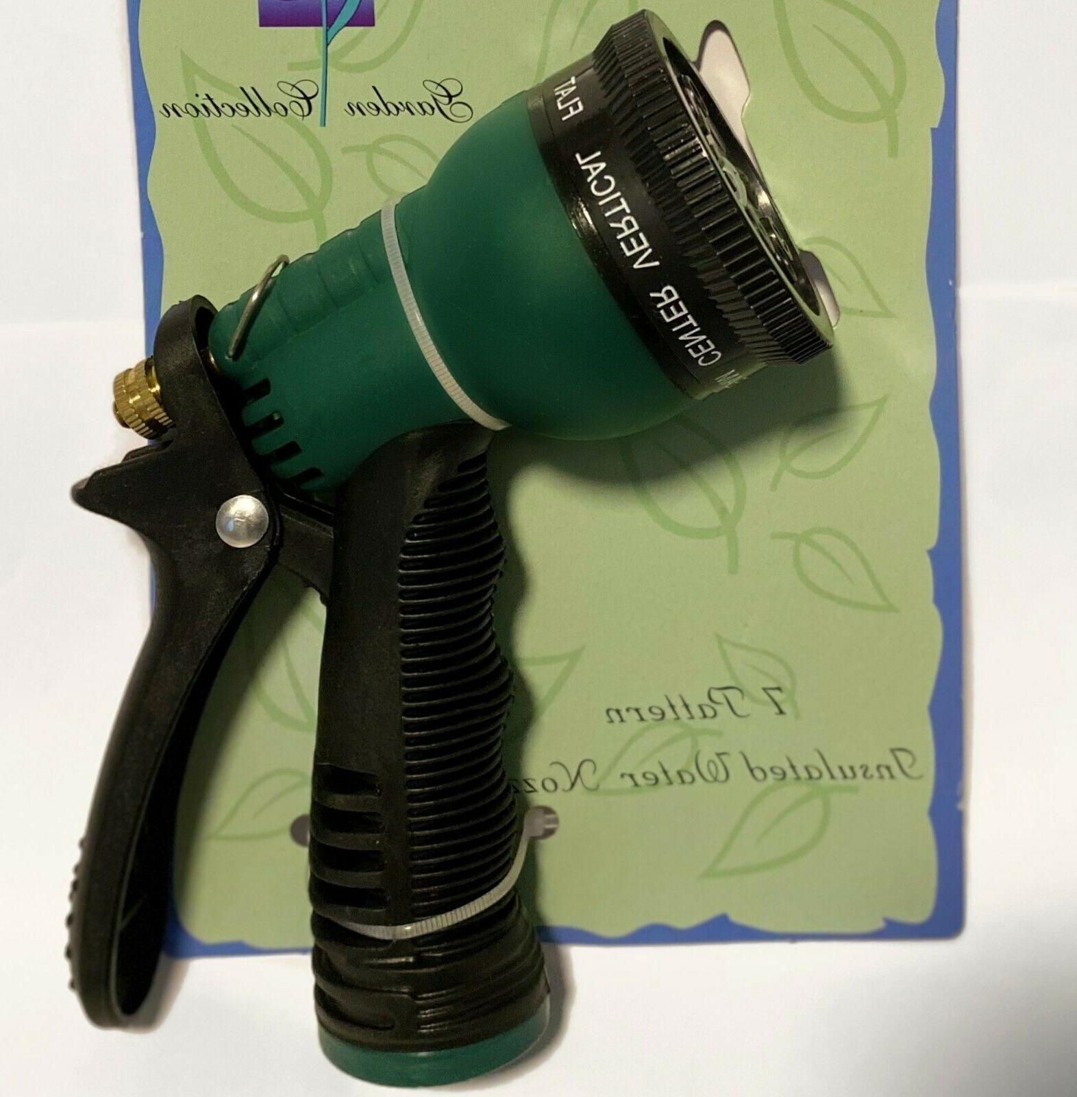 garden hose nozzle water