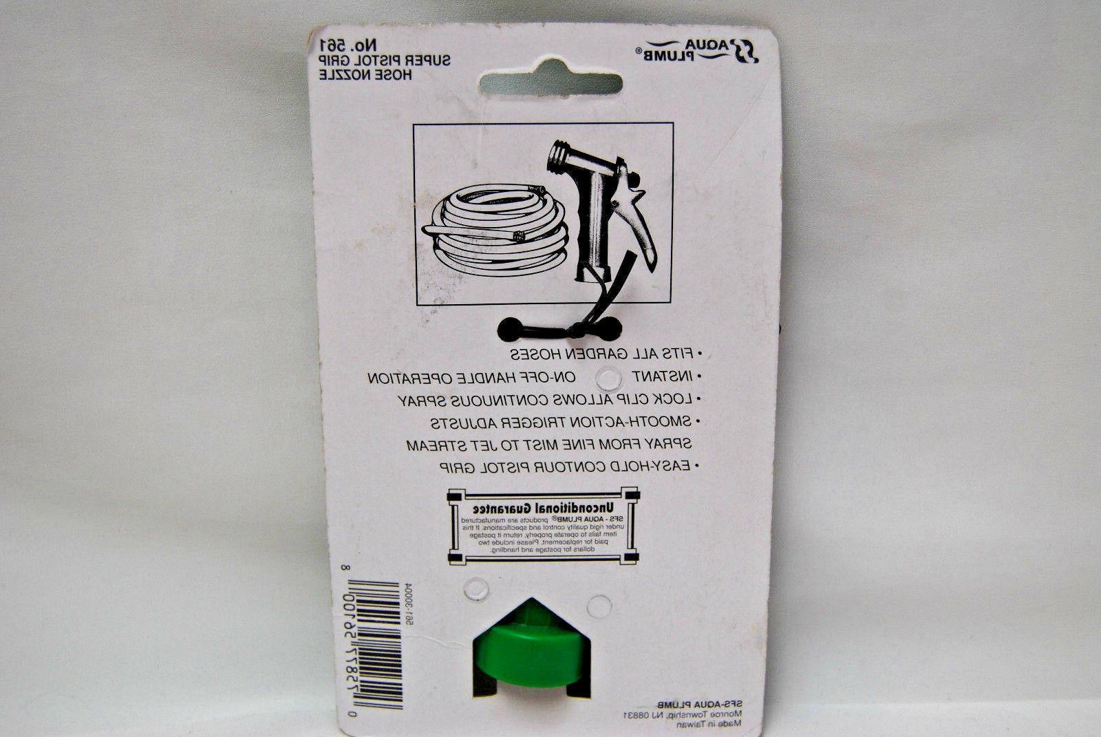 Aqua Parts Nozzle Lot S7434