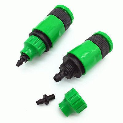 Garden Pipe One Fitting Irrigation 1Pc