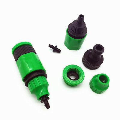 garden hose pipe one way adapter tap