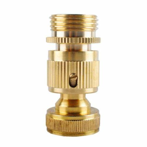 fitting 3/4 Inch GHT Solid Brass male female Connector